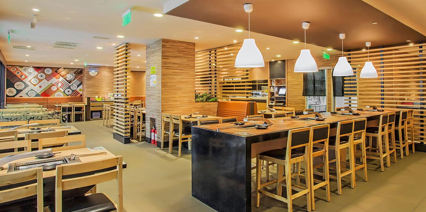 新石器餐饮餐厅拍摄-上海-古彧摄影公司